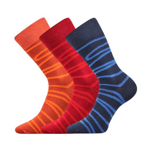 Lonka Společenské ponožky Wearel 006 3 páry - Glami.cz 529a558ea3