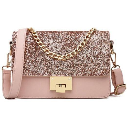 Carla Világos rózsaszín táska Gloria - Glami.hu 952569a70e