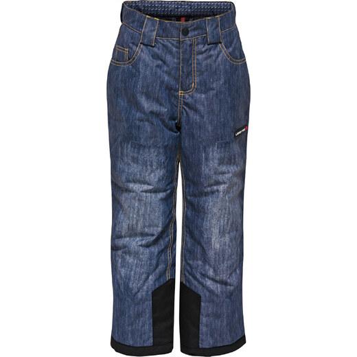 0e5422f30f9f LEGO Wear Dětské lyžařské kalhoty LEGO® wear PILOU 775 Modrá - Glami.cz