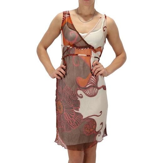 296224ee5bcb Dámske hodvábne šaty Trussardi - Glami.sk