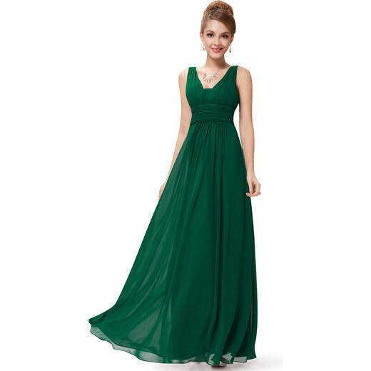 Ever Pretty společenské šaty v zelené barvě - Glami.cz b8a9dde1c0