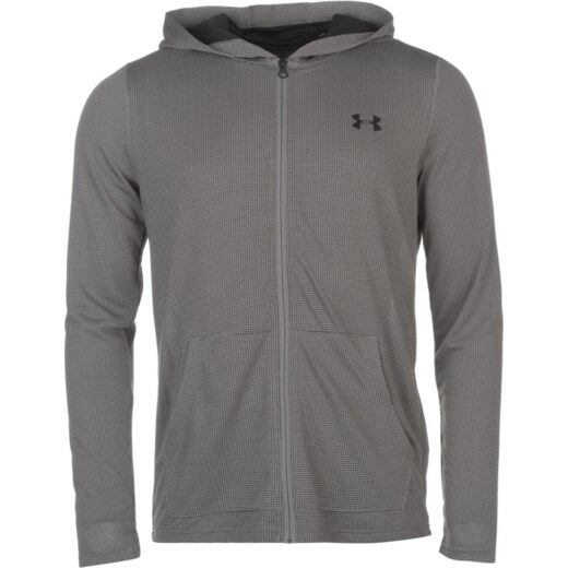 Under Armour Threadborne Fitted FZ Hoody Mens - Glami.cz 09e69236dc5