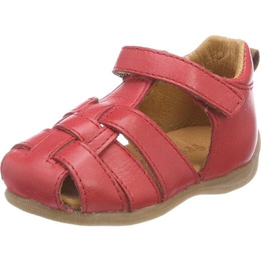 Froddo Unisex Baby Sandal, Rot (Red), 18 EU