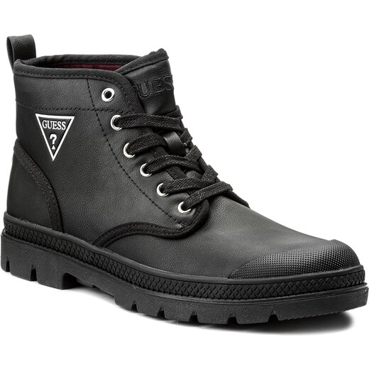 Outdoorová obuv GUESS - Billy FMBIL1 ELE10 BLACK - Glami.sk fbf0e5fc9e