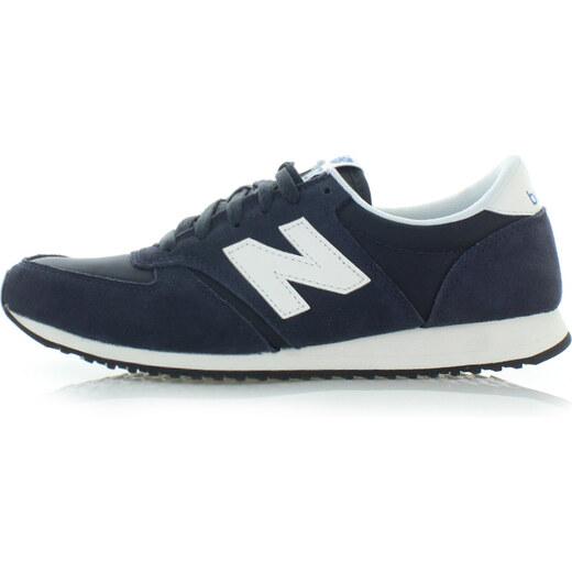 New Balance Pánské tmavě modré tenisky U420NVB - Glami.cz d17aaf9c59