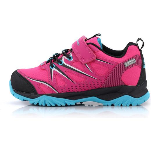 Dětská outdoorová obuv Alpine Pro TALISH - růžová - Glami.cz 1d630712f2