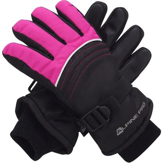 Dětké rukavice Alpine Pro RODO - růžová - Glami.cz 360a72f551