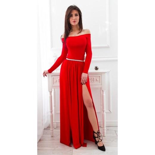 0247b2a1f855 VUBU Společenské šaty Rouge