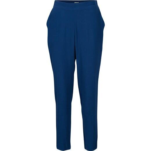 4d18c81f43a1 Modré voľné nohavice s vysokým pásom Yerse - Glami.sk