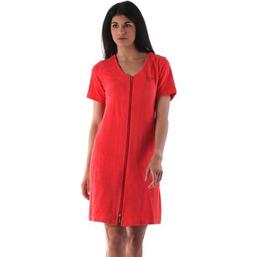 VESTIS Plážové wellness šaty VESTIS Bari 51642330 s krátkým rukávem  korálové - Glami.cz 4081737d05f