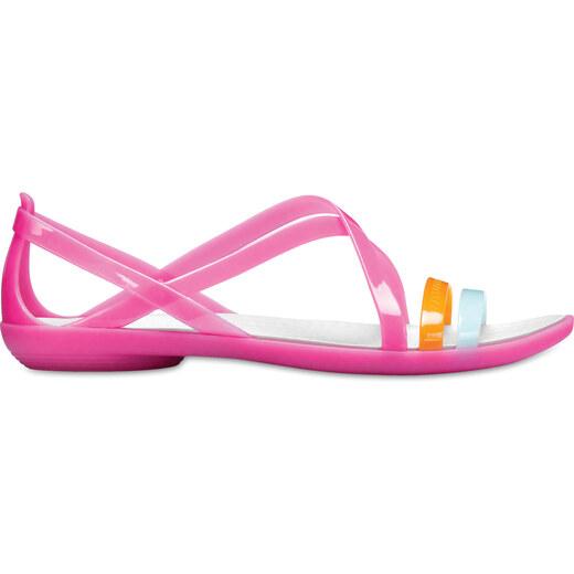 b8cf78f8bf02 Crocs Isabella Cut Strappy Sandal W - Glami.sk