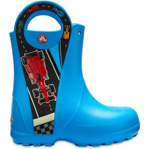 419cb070ec0 Dětské holínky Crocs Handle It Graphic Boot K
