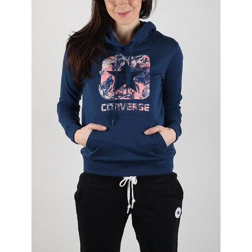 Mikina Converse Graphic Boxstar Pullover H - Glami.cz 438ca83b36