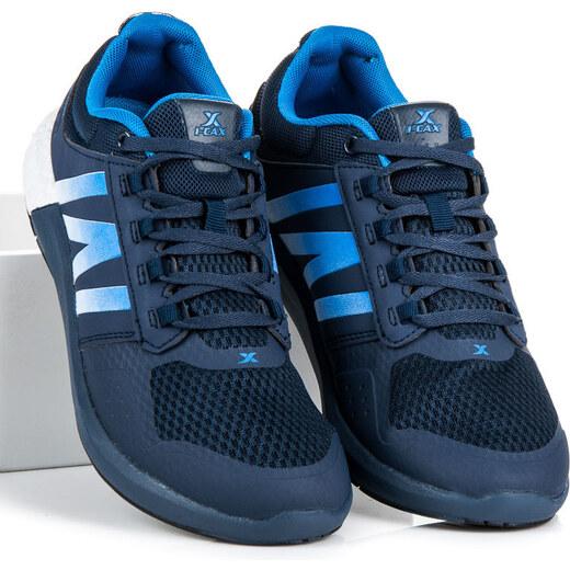 CNB Pánske modré športové tenisky so šnurovaním - Glami.sk b3cf783c916