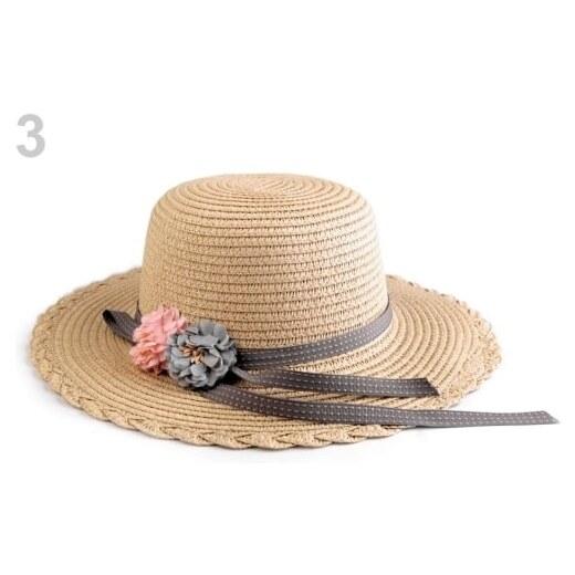 Stoklasa Dívčí klobouk   slamák - Glami.cz 7269cb60e2
