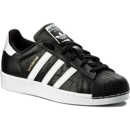Cipő adidas - Superstar AC8557 Cblack Ftwwht Ftwwht - Glami.hu a6a9a8b440
