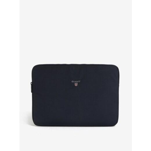 cdd10670620 Tmavě modrý obal na notebook GANT 13