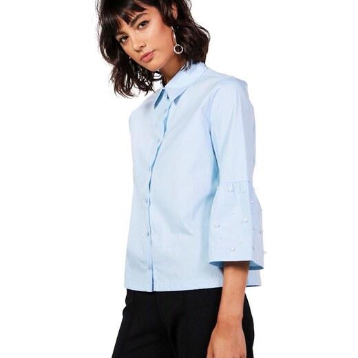 3249a507ccf5 BOOHOO Luxusní košile s perličkami Freya - Glami.sk