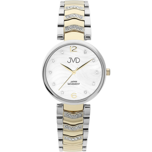 Dámské šperkové náramkové hodinky JVD JC650.2 - Glami.cz ad0c14f3c7b