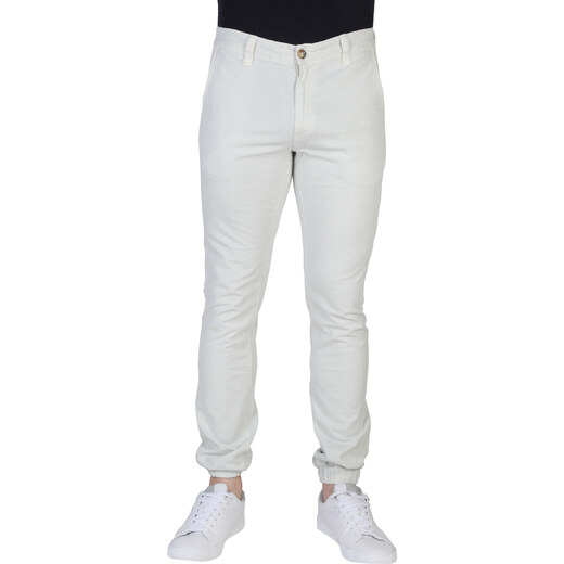 Bílé kalhoty Carrera Jeans - Glami.cz 0137525ca8