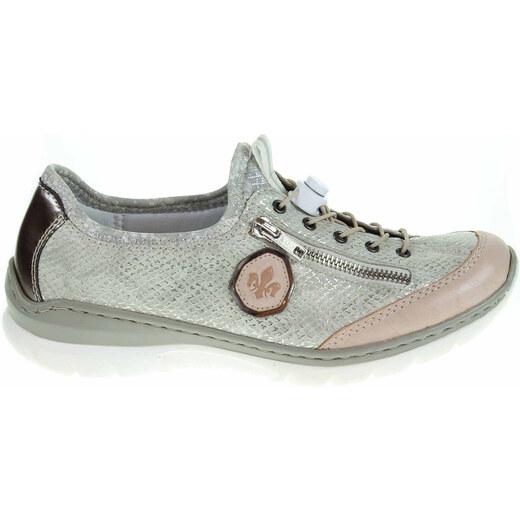 7e44b1e65d3 Rieker dámská obuv L3263-31 grau kombi L3263-31 - Glami.cz