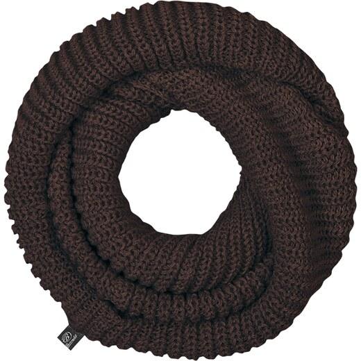 Brandit Šála Loop Knitted hnědá - Glami.cz 556e7b833e