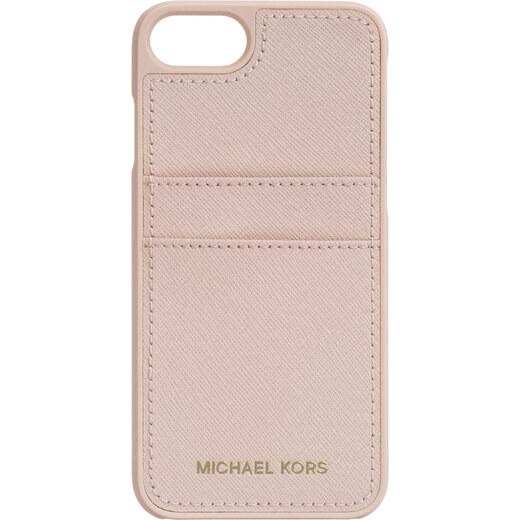 Michael Kors Obal na iPhone 7 8 Ružová - Glami.sk ebb10917793