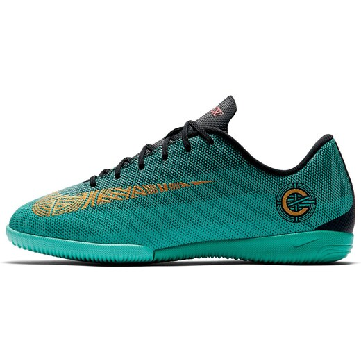 Nike JR VAPORX 12 ACADEMY GS CR7 IC Teremcipők AJ3099-390 Méret 37 a5401e1bfa