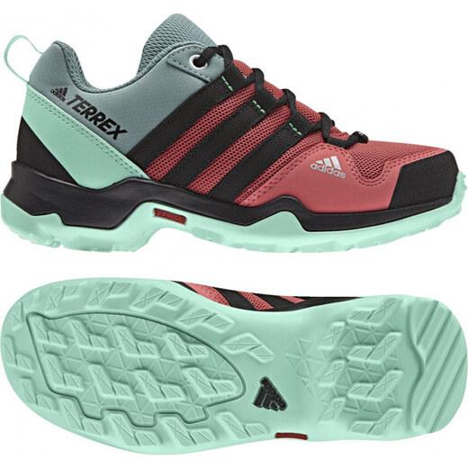 Outdoorové boty adidas Performance TERREX AX2R CP K (Růžová   Černá    Zelená) - Glami.cz daaef3ecd9
