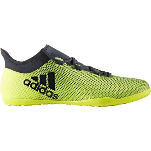 Pánské sálové kopačky adidas Performance X TANGO 17.3 IN (Žlutá   Tmavě  modrá) - Glami.cz 59247692aa
