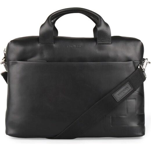 Strellson Pánská kožená taška přes rameno Jones 4010002359 - Glami.sk a6f2910d39d