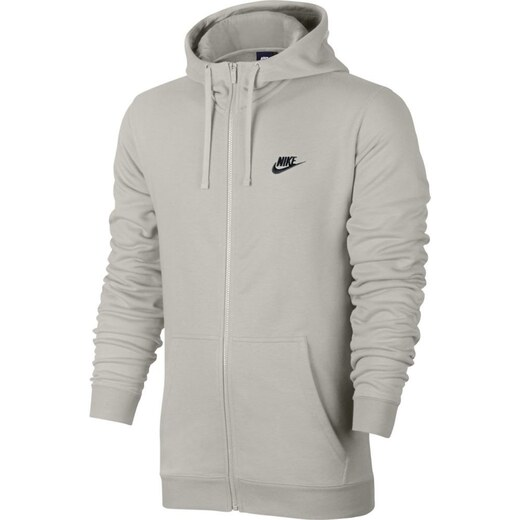 11525e1402 Nike M NSW HOODIE FZ FT CLUB Kapucnis melegítő felsők 804391-072 Méret XL -  Glami.hu