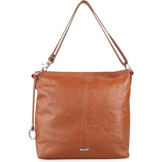 Unidax Dámská kožená kabelka Facebag 7068 83 - Glami.sk 21598a08486