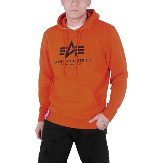 Alpha Industries Basic Hoody 178312 417 - Glami.cz 10ef4e83be0
