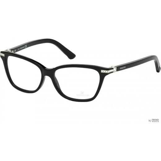 Swarovski szemüvegkeret SK5153- 001 -56 -14 -140  kac - Glami.hu 54b4388085
