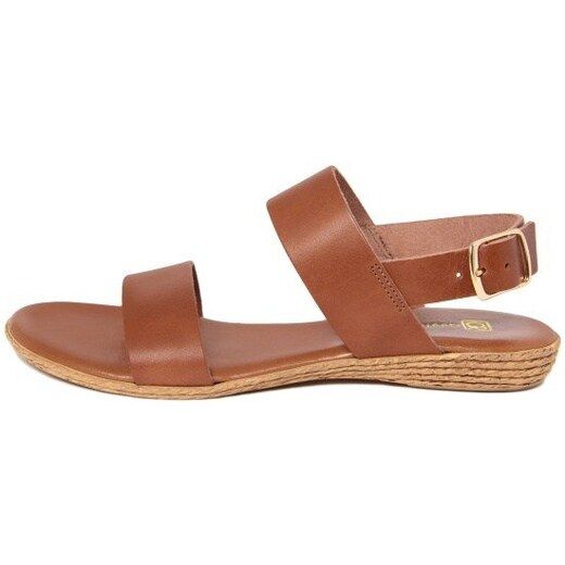 b09e4764fa7b Gagliani Renzo Dámske sandále GR033 TAN - Glami.sk