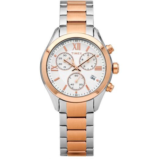 b51a578ad1c Dámské hodinky Timex TW2P93800 - Glami.cz