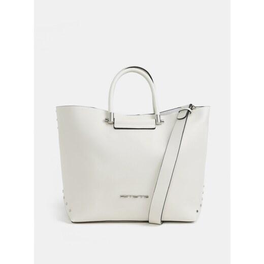 Biela kabelka Fornarina Amber - Glami.sk 25fa2b05387