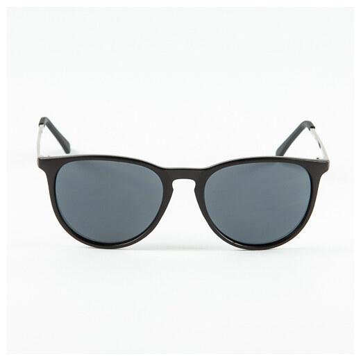 dab6f900e Sunmania slnečné okuliare Clubmaster 110 čierne - Glami.sk