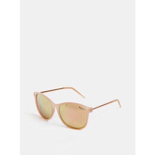 Svetloružové slnečné okuliare Nalí - Glami.sk c6638ab4159