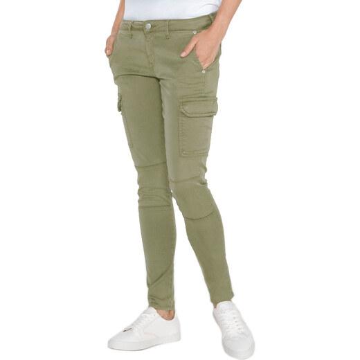 Női Pepe Jeans Survivor Nadrág Zöld - Glami.hu feb6599e8a