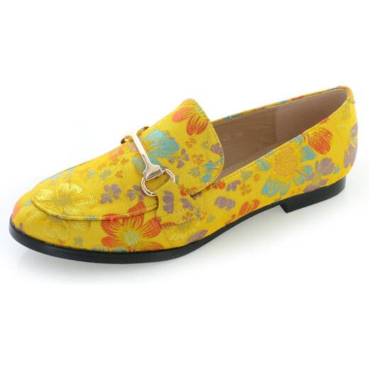6996273925 Vices Žlté mokasíny Matisse - Glami.sk