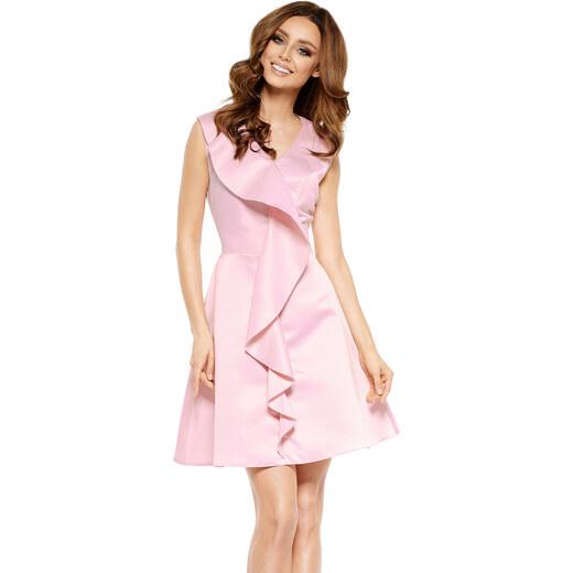 Lemoniade Világos rózsaszín ruha L259 - Glami.hu 16ec434c0b