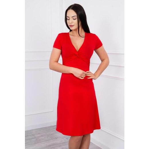 ab49ca8333c Kesi Letní červené šaty - Glami.cz