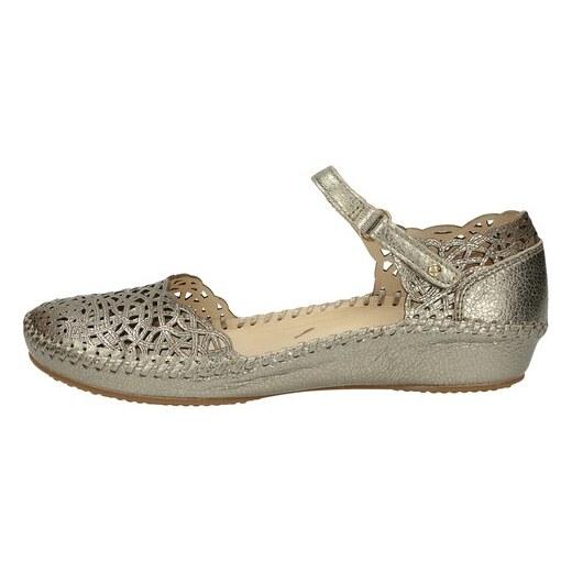 e62e5851e690 Pikolinos dámske elegantné sandále - zlaté - Glami.sk