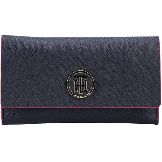 Tommy Hilfiger Dámska peňaženka Modern Tommy Med Flap Wallet Tommy Navy  Tommy Red - Glami.sk 8763afa3433