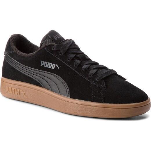 96dc1aba9927 Sportcipő PUMA - Smash v2 SD Jr 365176 07 Black/Puma Black/Asphalt -  Glami.hu