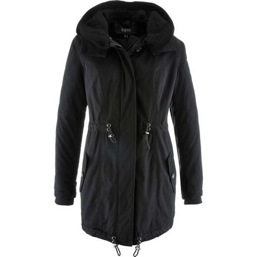 3827882c08 Bonprix Hosszú téli kabát teddy gallérral - Glami.hu