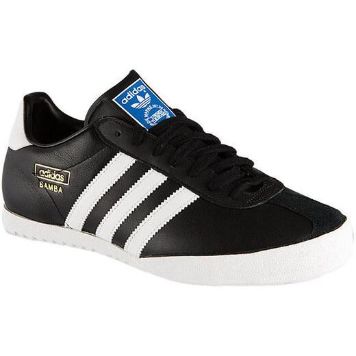 Pánské boty adidas Originals Bamba Černé - Glami.cz bd8dd06591