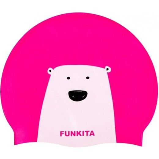 Funkita stare bear swimming cap rózsaszín - Glami.hu 63e7c7e1d3